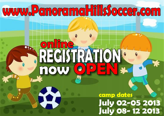 Calgary, Panorama Hills Soccer camps for kids 2013
