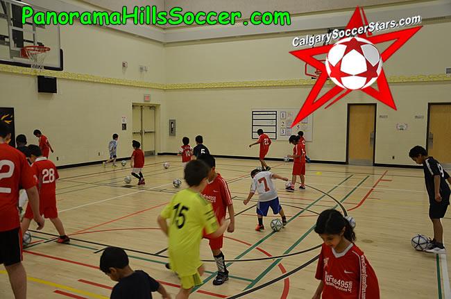 panorama-hills-indoor-soccer-timbits, calgary-stars