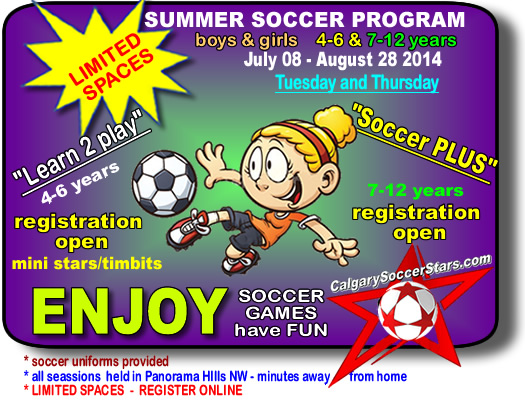 calgary-summer-soccer-program-for-kids-panorama-hills-timbits-mini-stars
