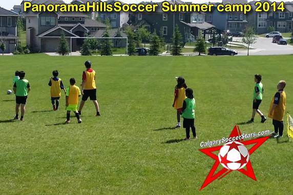 calgary soccer stars panorama soccer camp