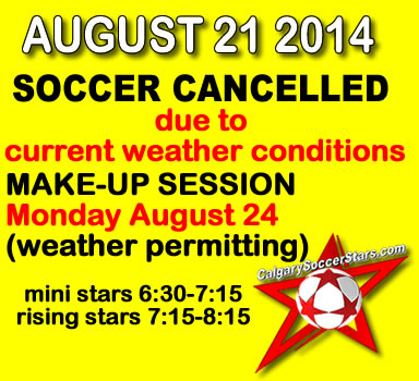 soccer cancelled AUGUST 21 2014 panoramaHIllsSoccer