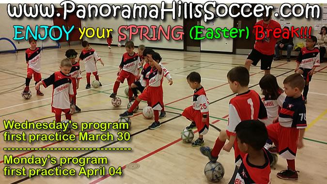 panorama-hills-indoor-soccer-for-kids-spring-break