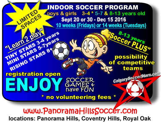 calgary-indoor-soccer-program-for-kids-panorama-hills-timbits-mini-stars-panorama-hills-royal-oak