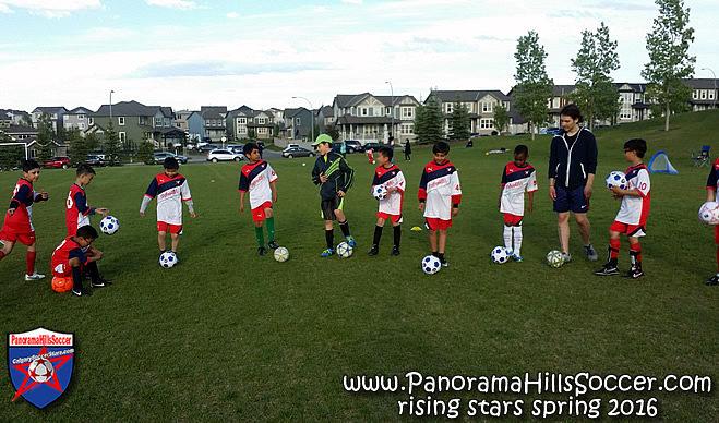 rising stars - panorama hills soccer
