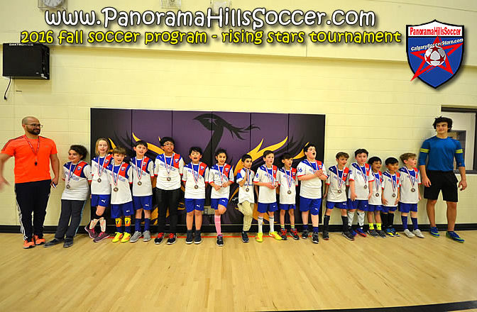 Panorama Hills tournament - rising stars