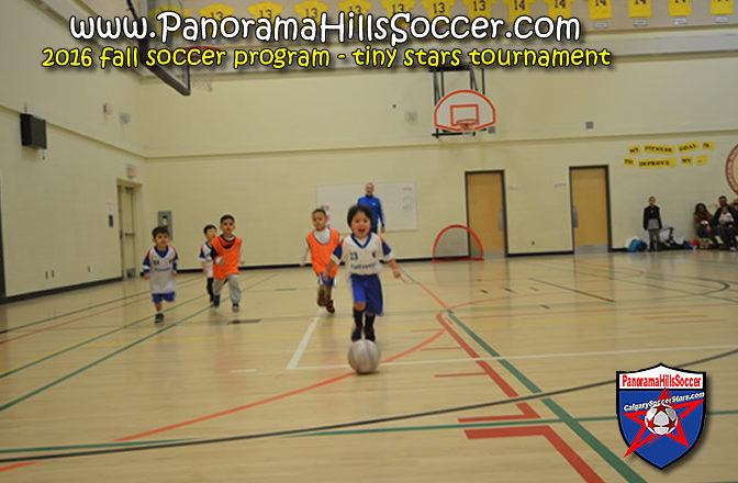 TINY soccer Stars 3-4 years,  panorama calgary soccer tournament
