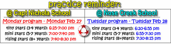 panorama-hills-soccer-practice-reminder-feb27-28