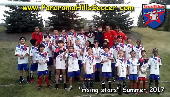 calgary soccer stars kids soccer nw