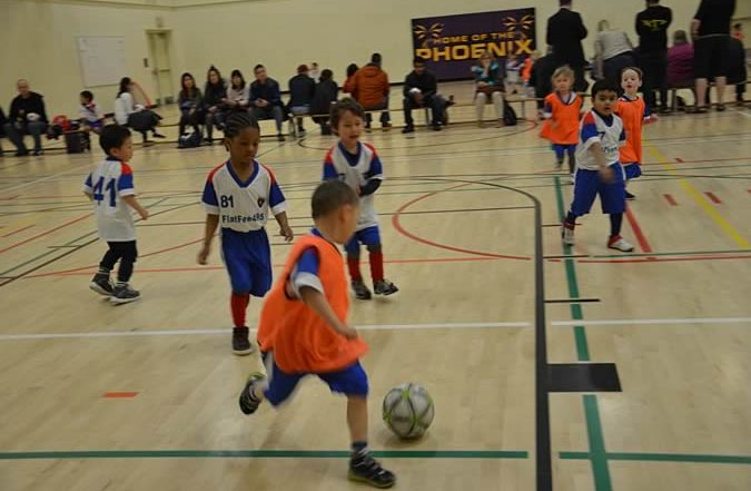 panorama hills indoor soccer calgary soccer stars tiny stars