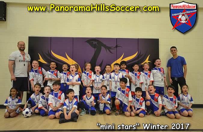 calgary soccer stars  panorama hills soccer for kids